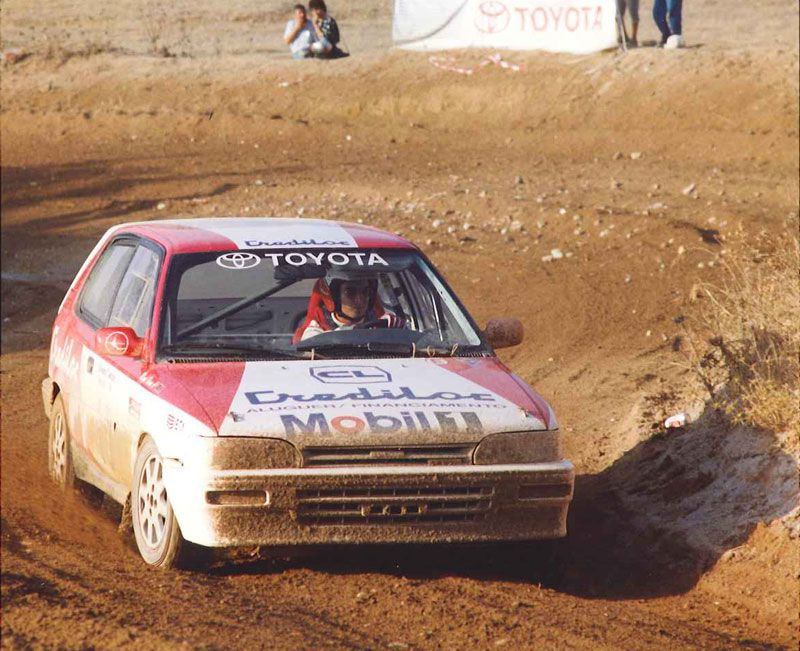 Miguel Ramos - National Autocross Championship - 1992