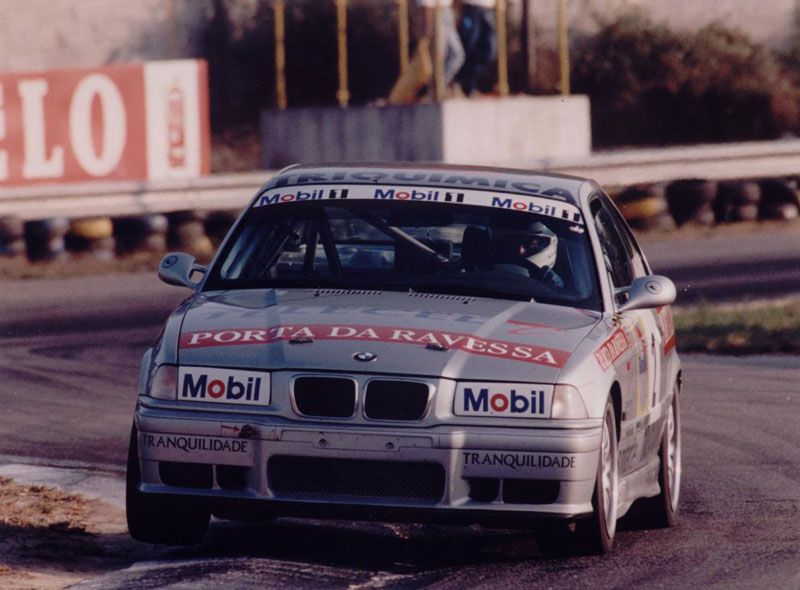 Miguel Ramos - National Speed Championship Group N - 1997