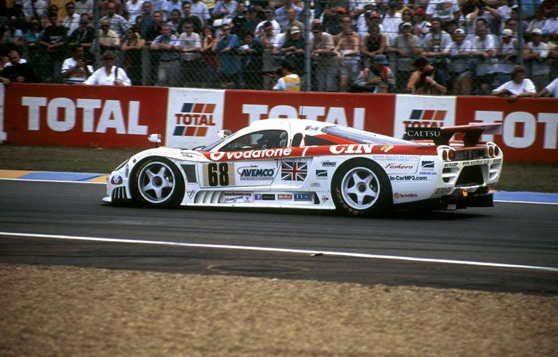 Miguel Ramos - 24 hours of Le Mans - 2002