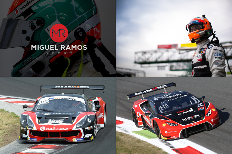 Miguel Ramos: International GT Open 2017