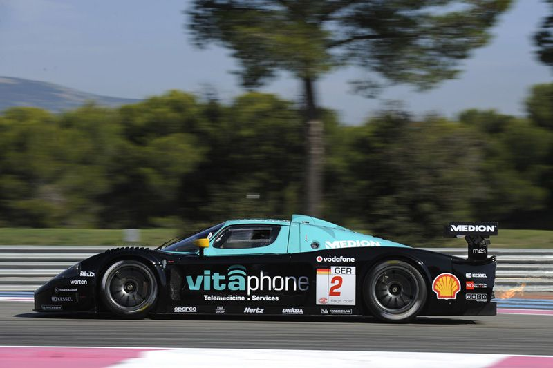 The season 2009 of Miguel Ramos in images - Paul Ricard