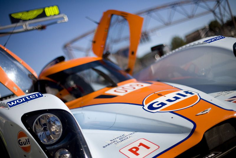 The season 2009 of Miguel Ramos in images - Tests Paul Ricard - Le Mans Series