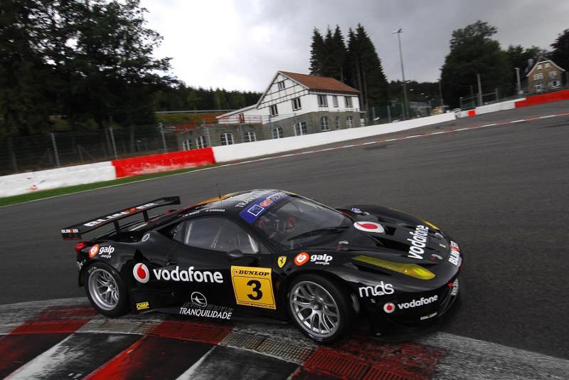 The season 2011 of Miguel Ramos in images - SPA