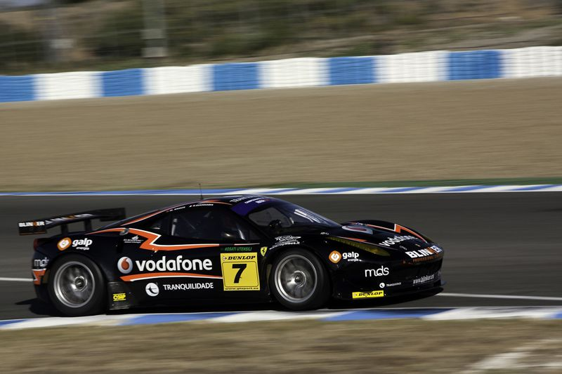 The season 2011 of Miguel Ramos in images - Jerez