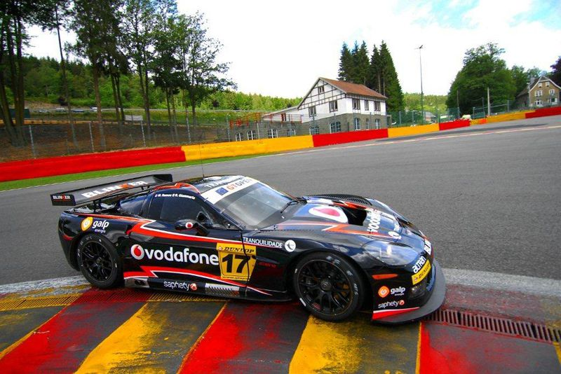 The season 2012 of Miguel Ramos in images - SPA