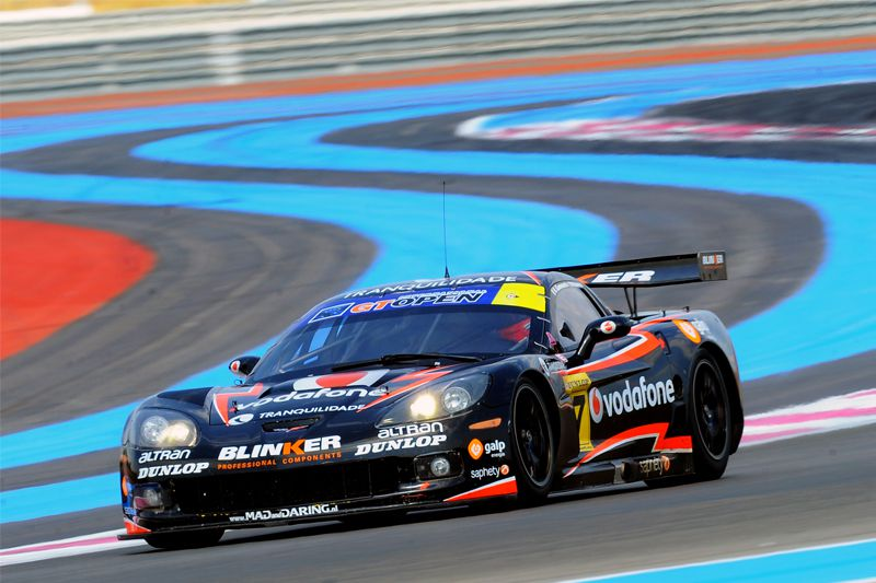 The season 2012 of Miguel Ramos in images - Paul Ricard