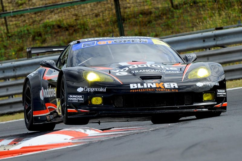 The season 2014 of Miguel Ramos in images - Hungaroring