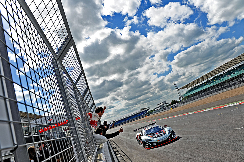 The season 2015 of Miguel Ramos in images - Silverstone